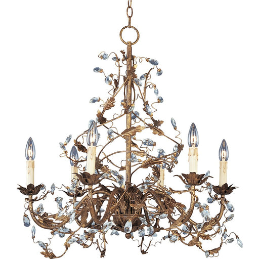 Maxim Lighting Elegante 6 Light Chandelier