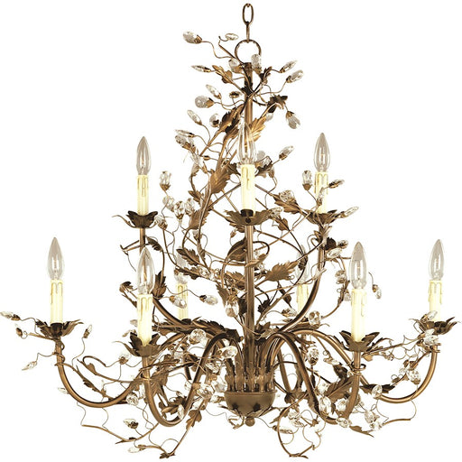 Maxim Lighting Elegante 9 Light Chandelier