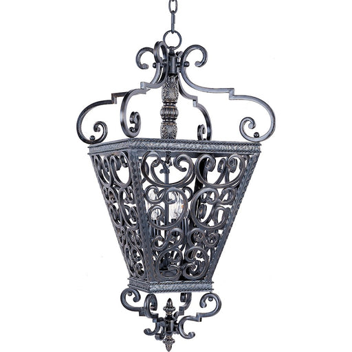 Maxim Southern Entry Foyer Pendant, Kentucky Bronze