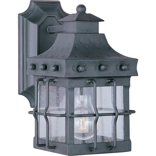 Maxim Nantucket Outdoor Wall Lantern, Country Forge