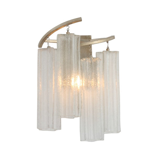 Maxim Lighting Victoria 1 Light Wall Sconce, Golden Silver