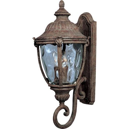 Maxim Morrow Bay VX 3-Light Outdoor Wall Lantern, Earth Tone
