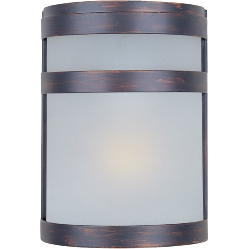 Maxim Arc Outdoor Wall Lantern