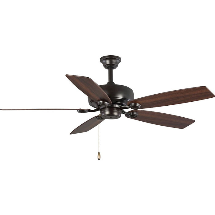 "Progress Lighting Edgefield Five-Blade 52"" Ceiling Fan"