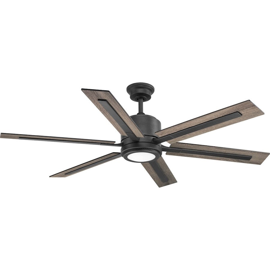 "Progress Lighting Glandon 60"" Ceiling Fan, Gilded Iron"