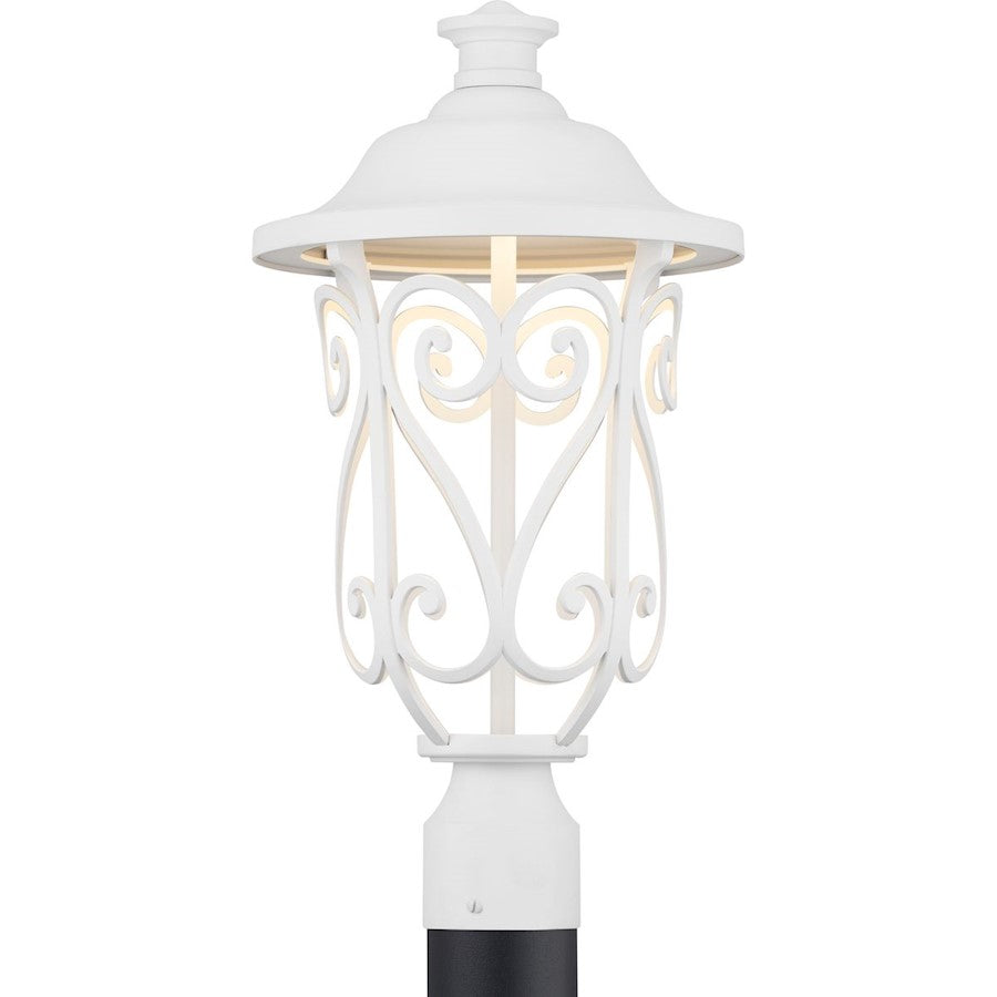 Progress Lighting Leawood LED One-Light Post Lantern