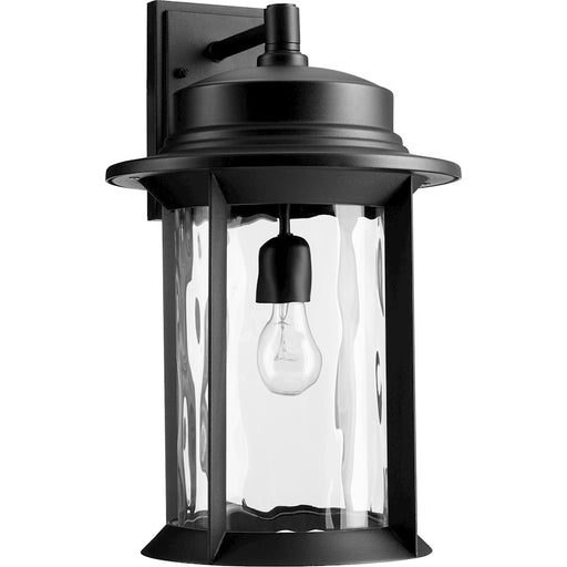 Quorum Charter Outdoor Lantern, Noir