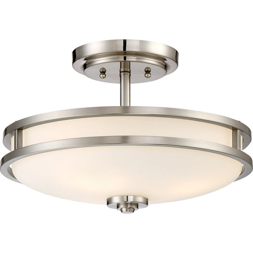 Quoizel Cadet Semi-Flush Mount