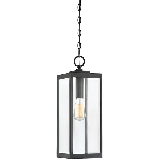 Quoizel Westover Outdoor Hanging Lantern, Earth