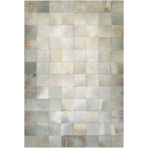 Couristan Chalet Tile Ivory Area Rug