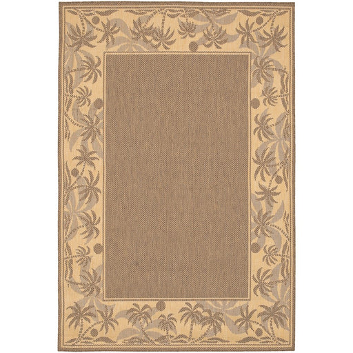 Couristan Recife Island Retreat Indoor/Outdoor Rug, Beige & Natural
