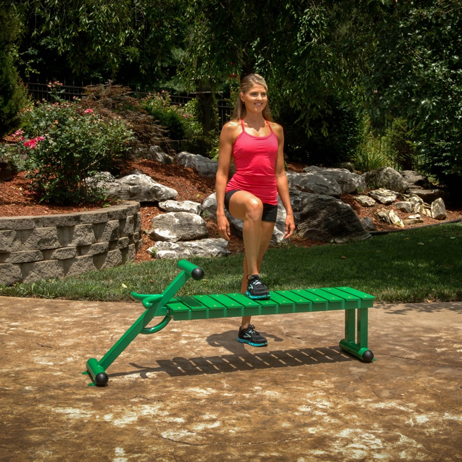 Stamina Outdoor Bench - 65-2300