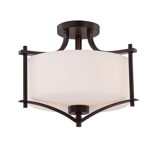 Savoy House Colton 2 Light Semi-Flush