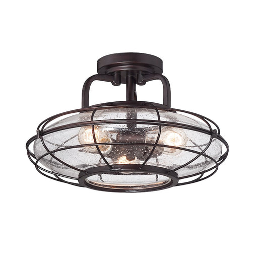 Savoy House Connell 3 Light Semi-Flush