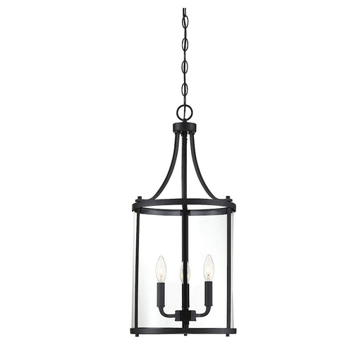 Savoy House Penrose Foyer, Black