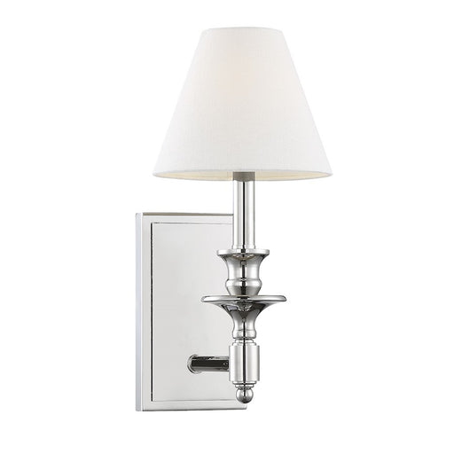 Savoy House Washburn 1 Light Wall Sconce