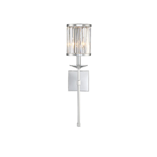 Savoy House Ashbourne 1 Light Wall Sconce