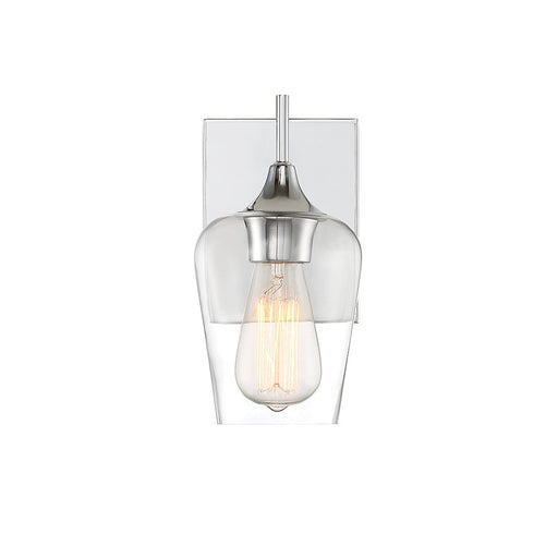 Savoy House Octave 1 Light Wall Sconce