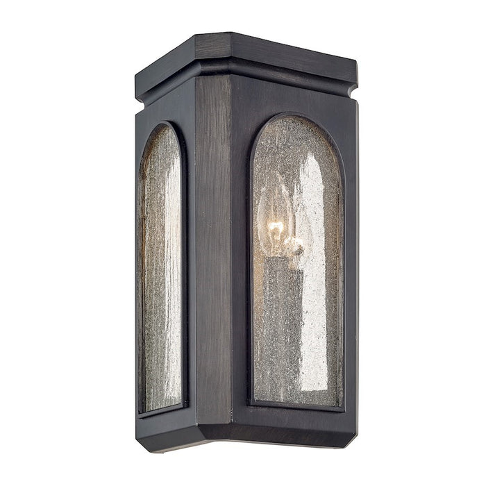 Troy Lighting Alton Outdoor Wall Sconce, Graphite