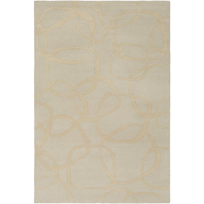 Surya AAI-1003 Amarion Area Rug in Khaki/Butter
