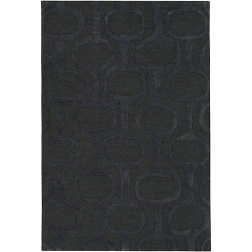Surya AAI-1004 Amarion Area Rug in Black