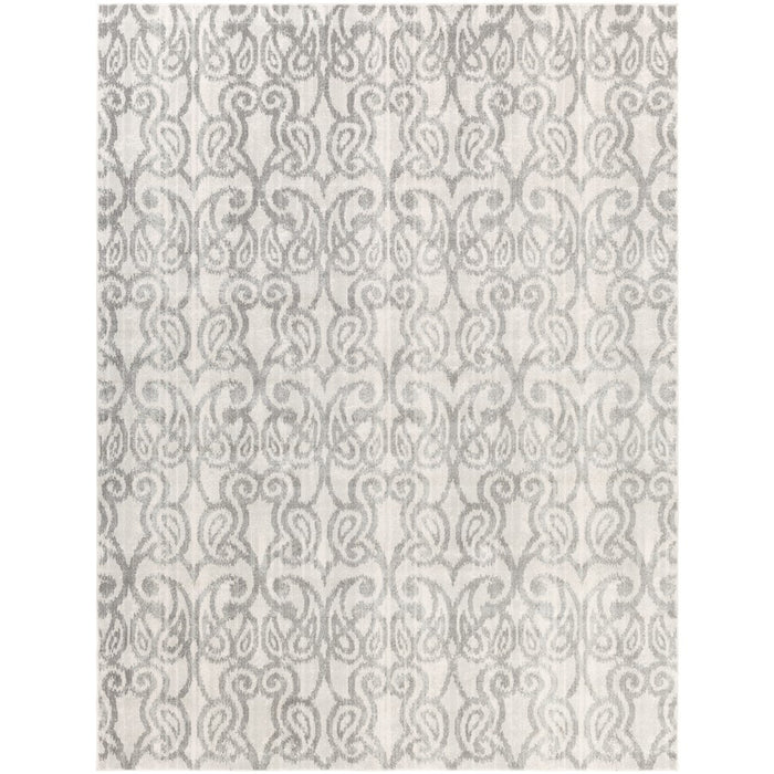 Surya ABE-8008 Aberdine Area Rug in Light Gray