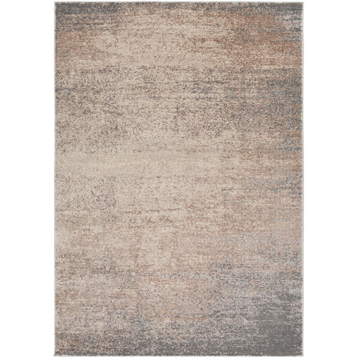 Surya ADO-1011 Amadeo Area Rug in Taupe/Dark Brown
