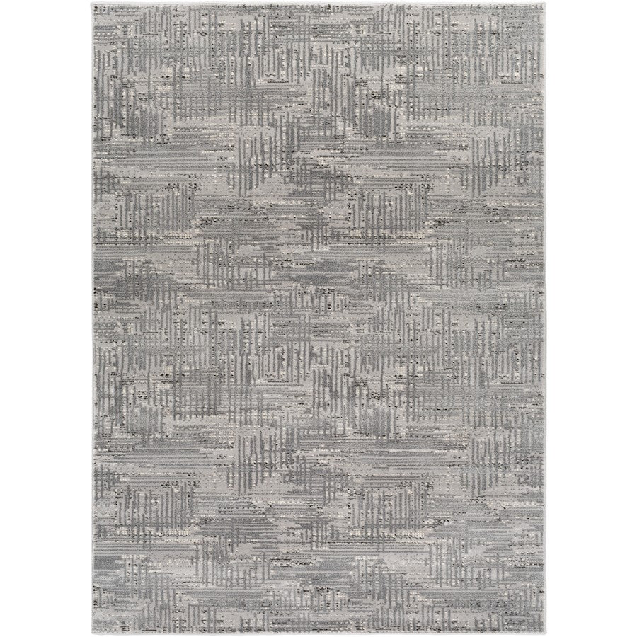 Surya ADO-1015 Amadeo Area Rug in Light Gray/Cream