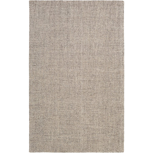 Surya AEN-1005 Aiden Area Rug in Burnt Medium Gray/Khaki