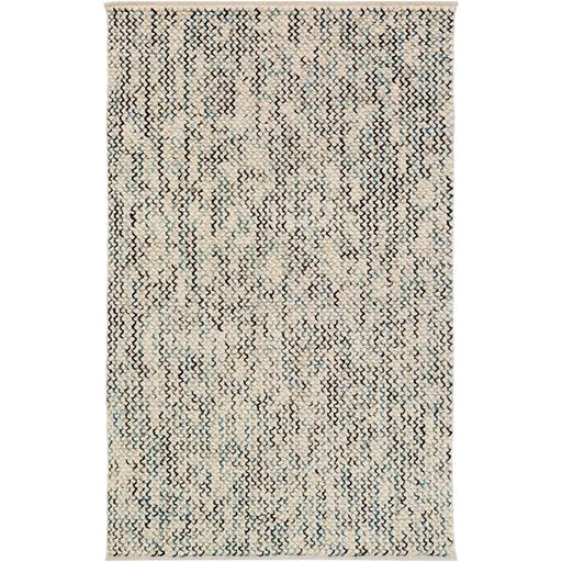 Surya AER-1001 Avera Area Rug in Dark Blue/Black