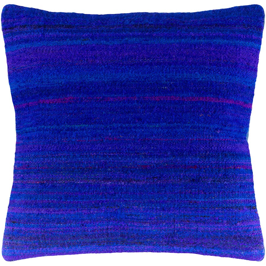 Palu by Surya Pillow, Violet