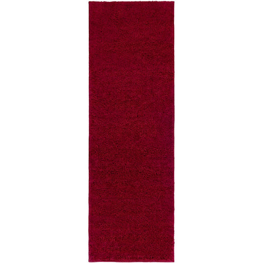 Surya ARE-9001 Arlie Runner, 2'7' x 8', Dark Red
