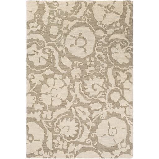 Surya ARM-1009 Armelle Area Rug in Taupe/Cream