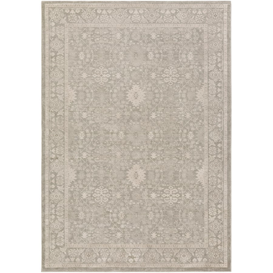 Surya ARO-1000 Allegro Area Rug in White/Ivory