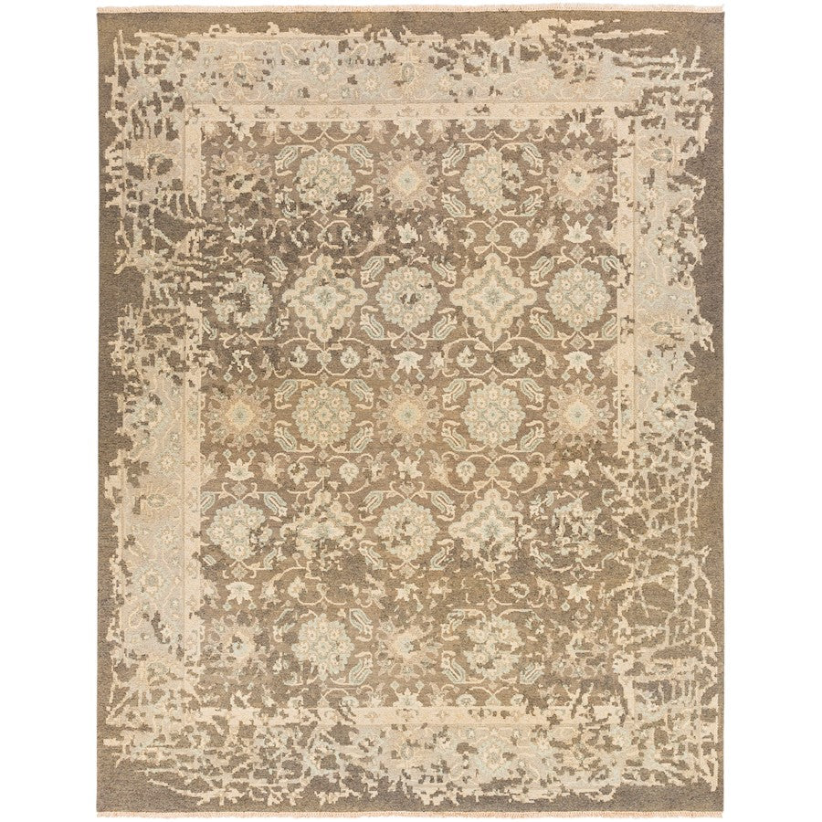 Surya ATF-1000 Artifact Area Rug in Camel/Taupe