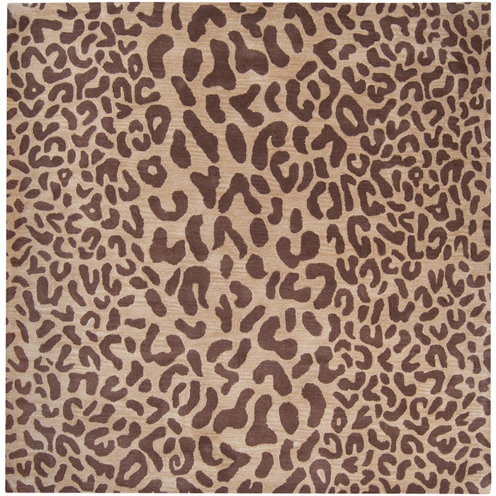 Surya ATH-5000 Athena Area Rug in Dark Brown/Camel