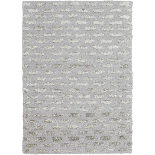 Surya Atlantis Area Rug, Medium Gray/Taupe