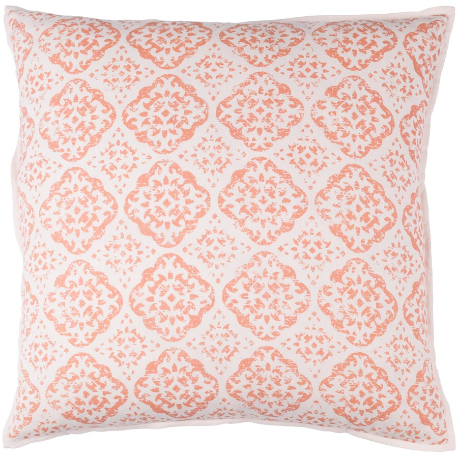 D'orsay by Surya Pillow, Blush/Bright Pink