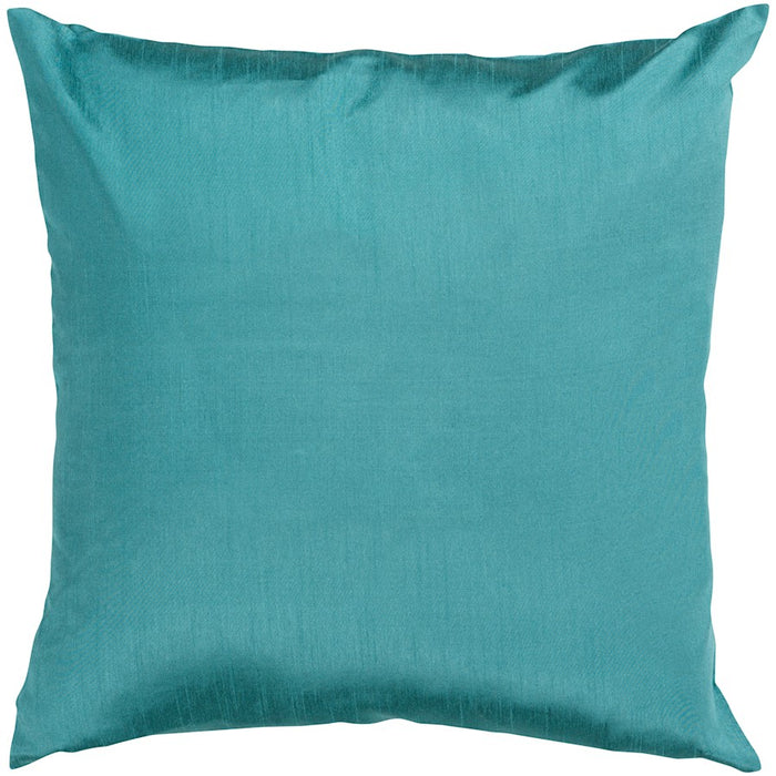 Solid Luxe by Surya Down Fill Pillow, Emerald