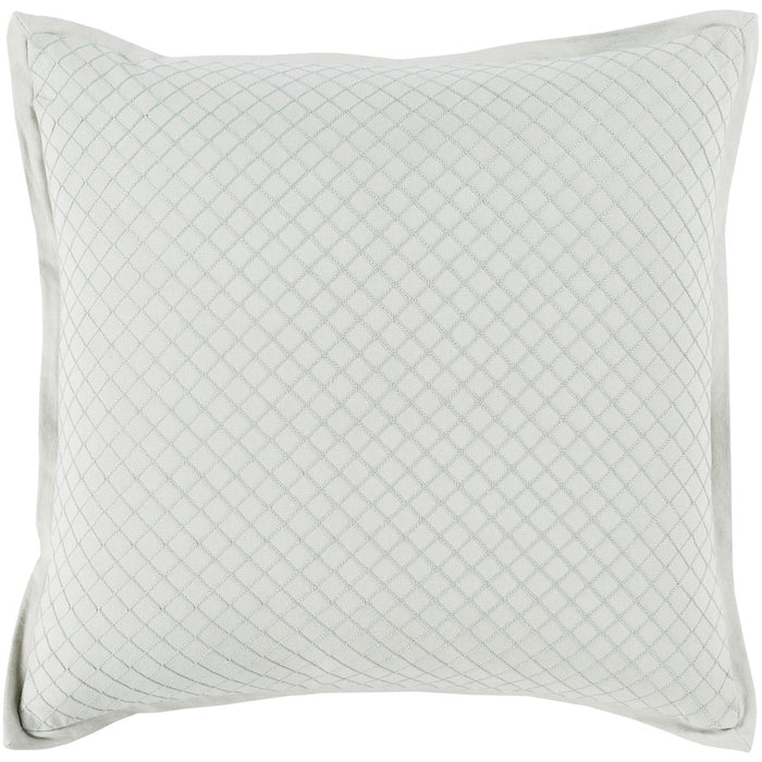 Hamden by Surya Down Fill Pillow, Mint