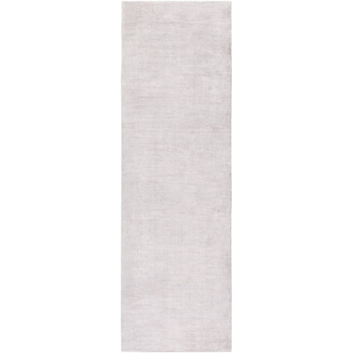 Surya VIO-2000 Viola Runner, 2'6' x 8', Medium Gray