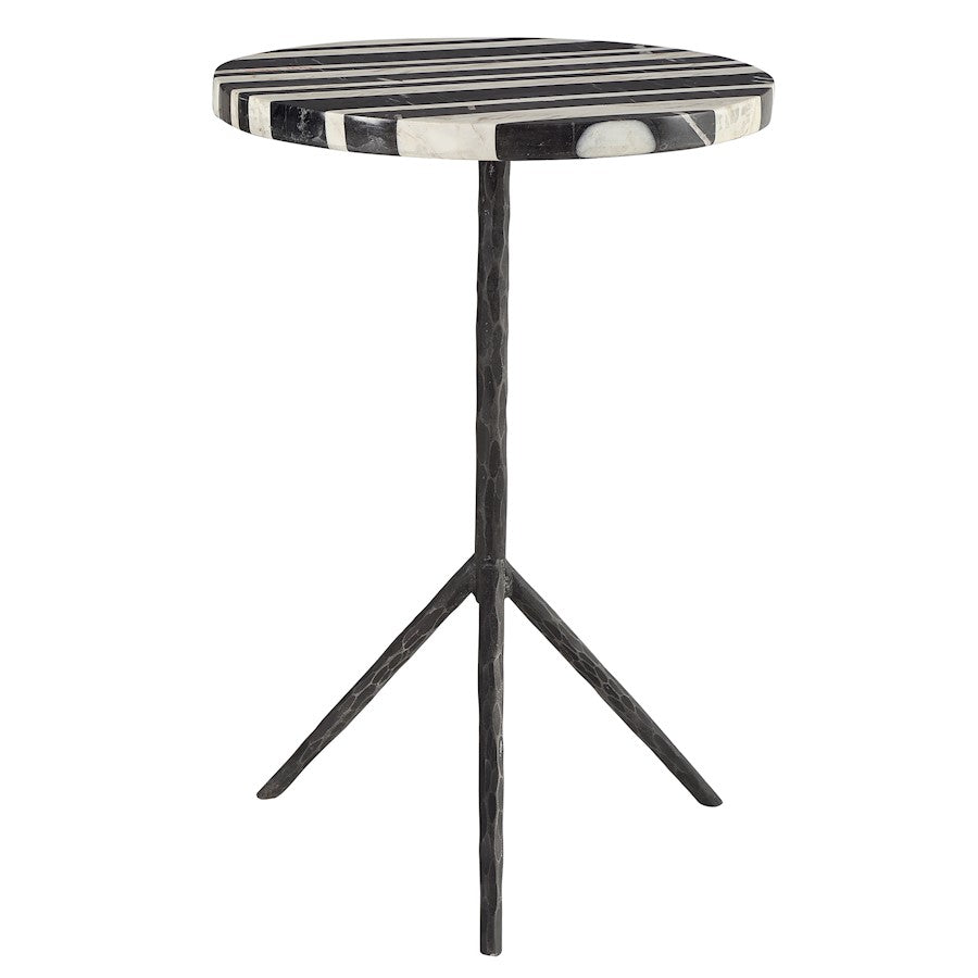 Uttermost Fine Line Round Accent Table - 24980
