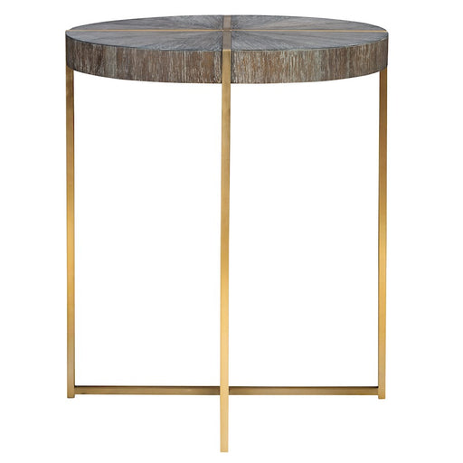 Uttermost Taja Round Accent Table