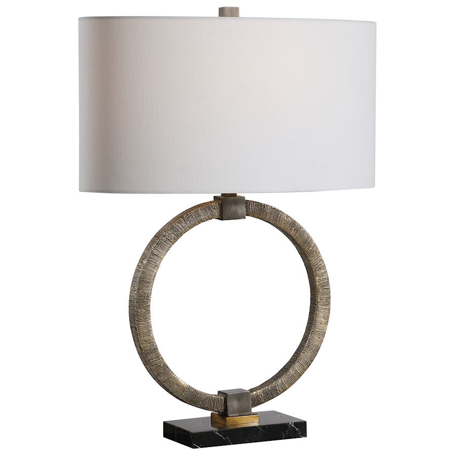 Uttermost Relic Table Lamp, Aged Gold - 28371-1