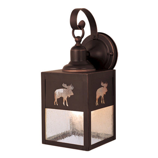 "Vaxcel Yellowstone 5"" Outdoor Wall Light"
