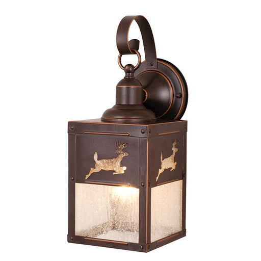 "Vaxcel Bryce 5"" Outdoor Wall Light"