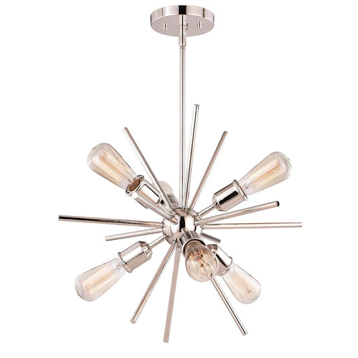 Vaxcel Estelle 6 Light Pendant