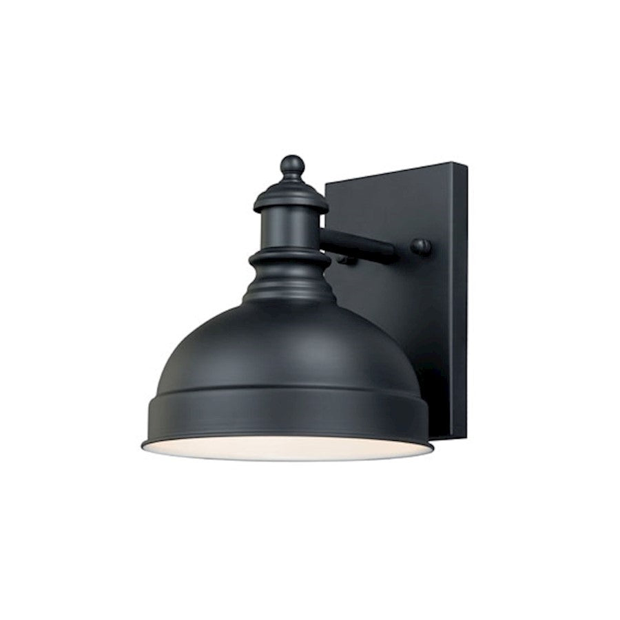 Vaxcel Keenan 1 Light Wall Light, Oil Rubbed Bronze