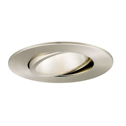 WAC Lighting R500 Series Trim Adjustable Gimbal Ring, Brushed Nickel