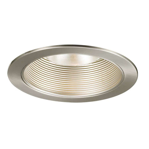 WAC Lighting R600 Series Trim Step Baffle, Brushed Nickel